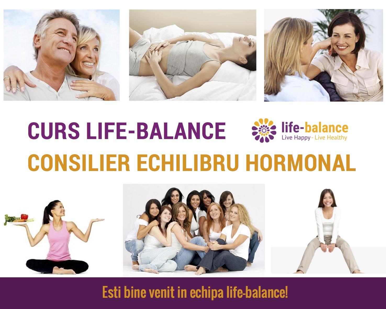 Curs consilier echilibru hormonal