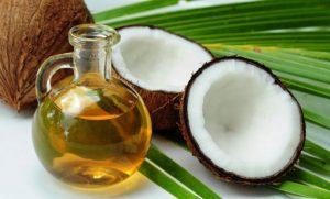 Ulei de cocos, xenoestrogeni