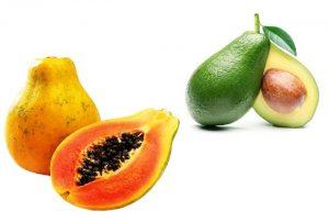 avocado - papaya - enzime digestive - life balance - emese magdas