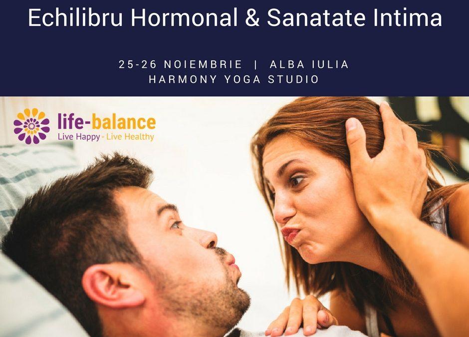 Echilibru Hormonal & Sanatate Intima – Alba Iulia